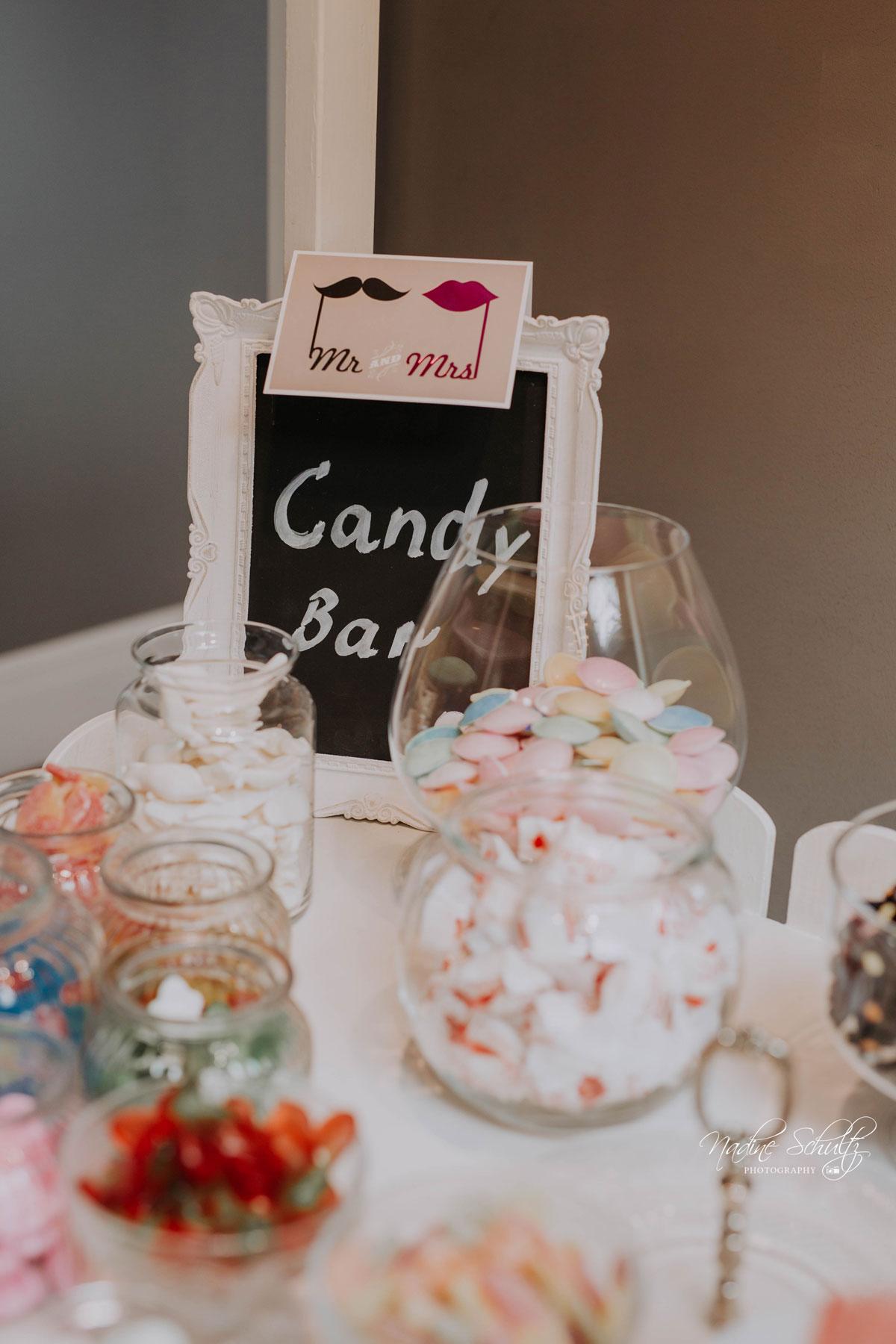 candy bar hochzeit coesfeld
